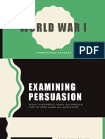 ww1 propaganda posters