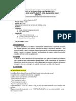 ASRL P01 Reporte de Segunda Evaluación Práctica