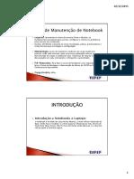 Curso de Manutenção e Conserto de Notebook