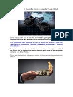 La Guerra Contra El Dinero en Efectivo Llega La Tiranía Global
