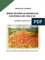 HistoriaEconomicaSigloXXJMC.doc