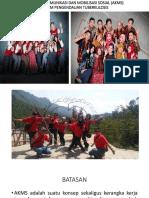 Advokasi, Komunikasi Dan Mobilisasi Sosial (Akms