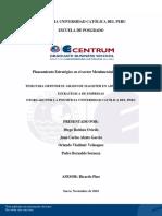 Battista Alzate Planeamiento Metalmecanica