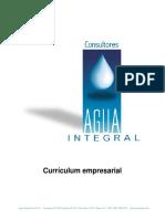 Currículum empresarial Marco Murillo Ruiz