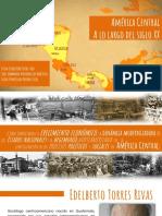América Central a lo largo del siglo XX