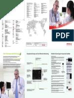 Mindray IMEC12 Patient Monitor Brochure