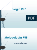 Metodología RUP