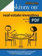 Theskinnyon - Real Estate investing