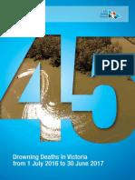 Life Saving Victoria Drowning Report 2016/17