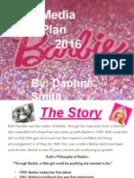 Barbie Media Plan