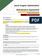 _SEO Maintenance Agreement.doc
