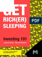 Get Richer Sleeping