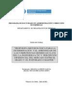 TESIS-COMPETENCIAS GENÉRICAS CLAVE-METODOLOGÍA