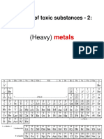 3.Heavy Metals