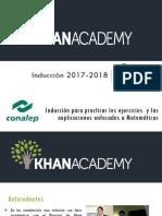 Presentación Khan Inducción 2017-18 05-Oct V01