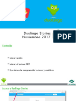 Duolingo Stories Nov-2017