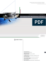 Catalogo de Carreras FPT 2015
