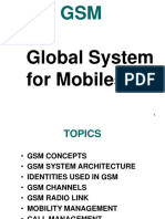Gsm Overview (Updated)