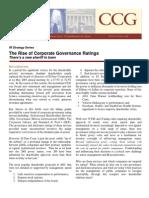 Governance Rating Services 121505