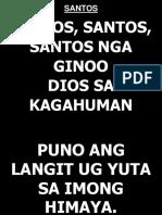 Santos Fr. Ricky