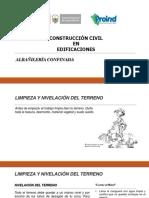 Construcción de Una Vivienda de Albañilería Confinada