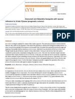 Comparative Studies of Bhanumati and Nibandha Samgraha With Special Reference to Arista Vijnana (Prognostic Science)