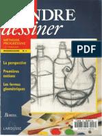 [Peinture - Dessin] Larousse Peindre & Dessiner N° 3