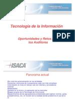 Oportunidades y Retos para los Auditores con las Tecnologías de Informacion
