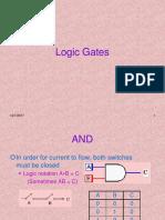Chapter 3 Logic Gates