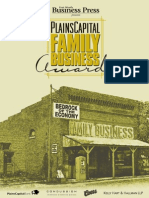 Fort Worth Business Press - Family Business
