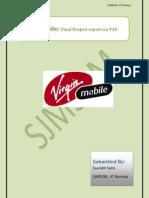 Virgin Mobile Final Project Report
