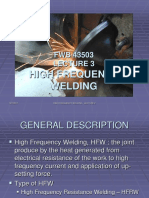 Lecture 3 High Frequency Welding (2)