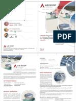 Air Roof Ventilators Brochure