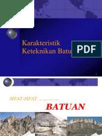 Mg6 GTL-PL Karakter_Keteknikan_Batuan.ppt