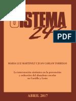 Prevencion Abandono Escolarmartinez-Torrego