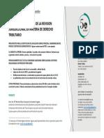 CUESTIONES PROCESALES DE LA REVISION JURISDICCIONAL EN MATERIA DE DERECHO  TRIBUTARIO