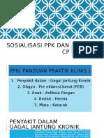 Slide Sosialisasi Ppk Dan Cp