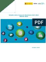 Informe b2c 2014 Edicion 2015