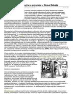 Leki Przeciwdepresyjne a Przemoc - Nowa Debata