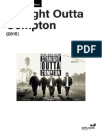 Straight Outta Compton Fact Sheet