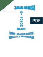 Tugas Bahasa Indonsia