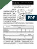 Eficiencia Energética y Etiquetado de Edificios