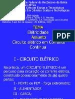 TE11_Eletricidade CC Conceitos