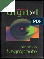 Nicholas Negroponte - El Mundo - Administrador