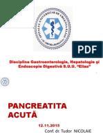 9. Pancreatite Acute