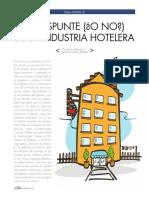 EL Despunte o No de La Industria Hotelera