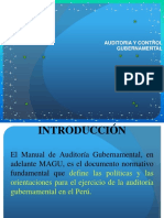 Auditoria y Contro Audigubernmental