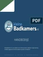 160704 Klein Badkamer Handboekje HR DEF