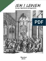 Prawem i Lewem - Sarmacka Gra Figurkowo-przygodowa Beta 0.6