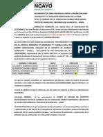 CONVENIO CONFINANCIAMIENTO LINOLEO